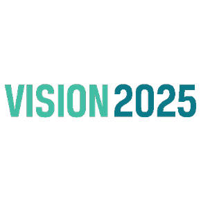 Vision 2025 290 X 290 logo transparent background