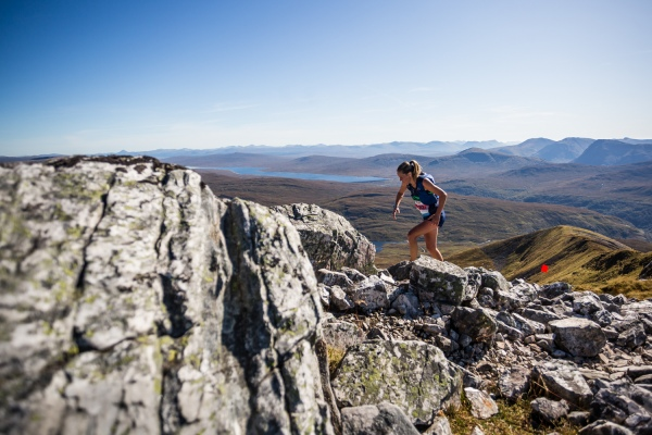 Salomon Mamores VK - Runner 2 - Copyright No Limits Photography