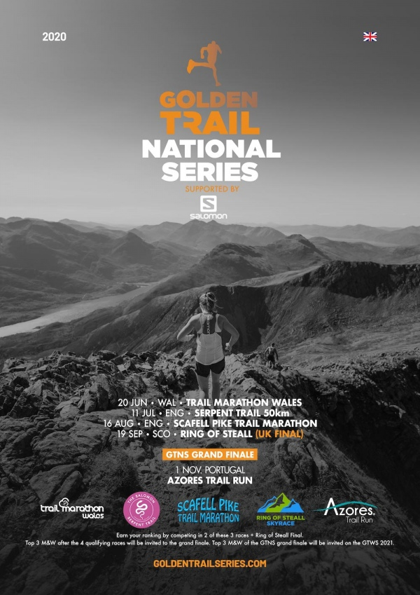 Golden Trail National Series small poster