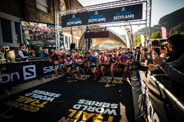 Salomon Ring of Steall - Start Line 10 - Copyright No Limits Photography