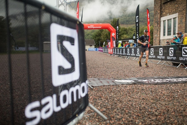 Salomon Glen Coe Skyline Finish 2