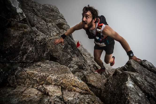 Salomon Glen Coe Skyline - First Male - Erik Johannes Husom 1 - Stob Dearg - Copyright No Limits Photography