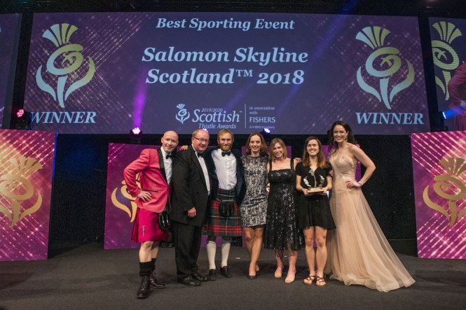 Photo for WEB Scottish Thistle Awards