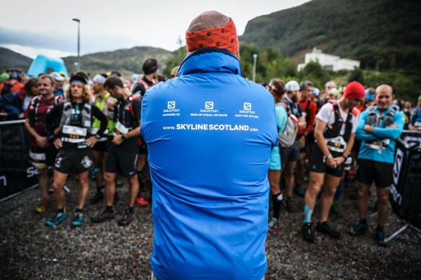 Salomon Glen Coe Skyline Startline