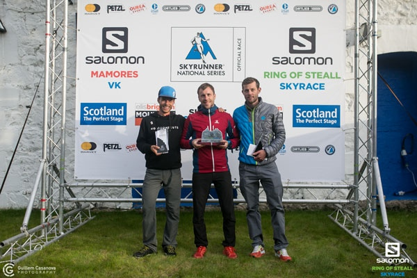 Salomon Ring of Steall Skyrace Results